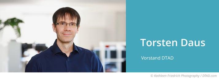 Torsten Daus im Interview: Das neue DTAD 360 ist ein vollwertiges CRM.