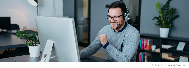 DTAD | Tipps für Verkaufsgespräche per Video-Call