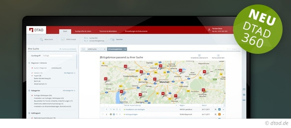 start-DTAD-360-Neue-webapplikation